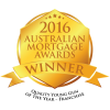 Australian Mortgage Awards Winner 2016 - Young Gun of the year - Franchise