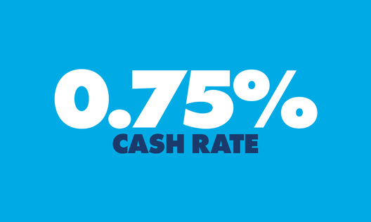 Tile cash rate