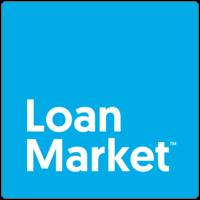 Broker image rounded loan market logo