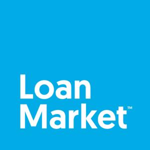 Broker image loan market logo