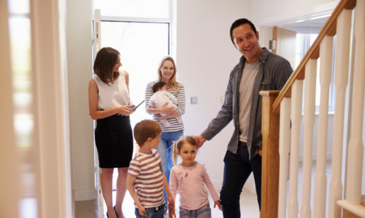 Tile buying a home with family  1
