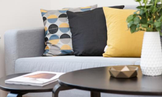 Tile home buyers