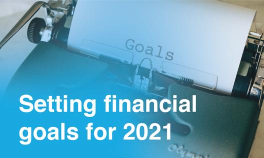 Tile goals for 2021 tile